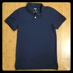 Goodfellow & Co. Men's Small Navy Blue Polo